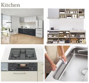 リノベーション仕様-キッチン-